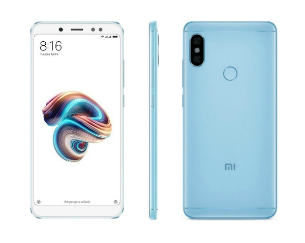 xiaomi redmi note 5 blue
