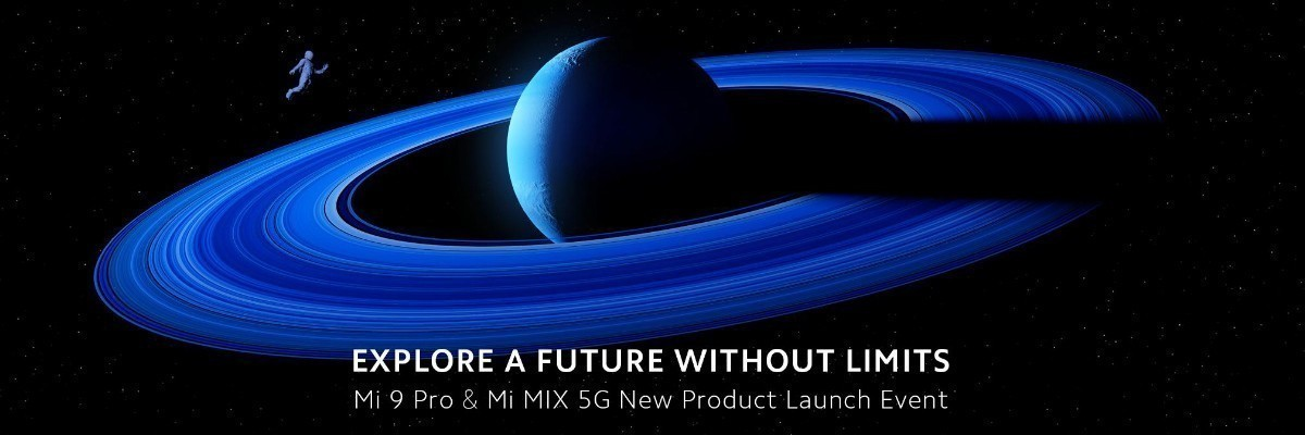 banner xiaomi launch event