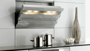cooker hood inclined hoods