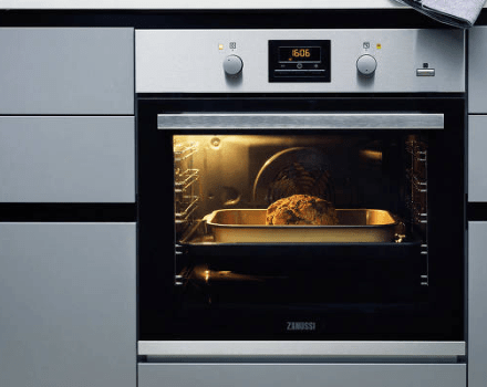 oven embedded