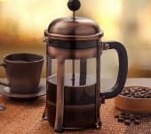 coffee machine french press