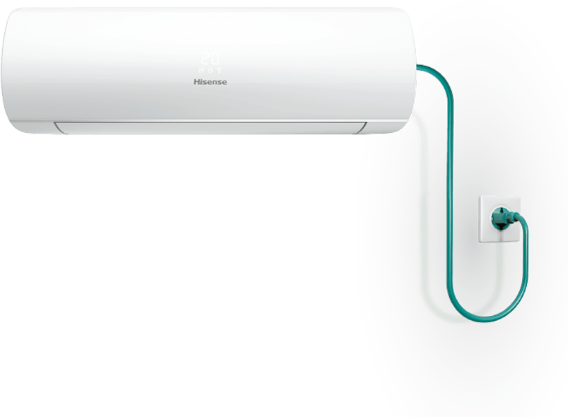 Hisense Air energy saving