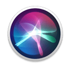 MacBook Air 2020 icon siri