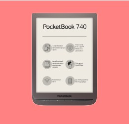 carte electronica pocketbook 740
